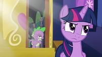 Spike --What is that--- S5E22
