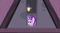 Starlight looks out of her window S5E02