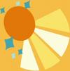 Sunburst cutie mark crop S5E26