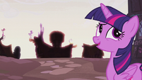 Twilight --how bad could things be--- S5E25
