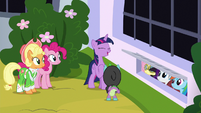 Twilight -I guess it's worth a try- S9E4