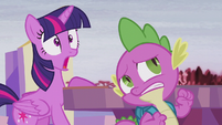 Twilight in slack-jawed shock S5E25