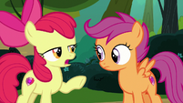 "Apple Bloom ""Granny always says"" S7E21"