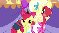 Apple Bloom and Orchard Blossom -that special bond of sisterhood- S5E17
