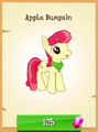 Apple Bumpkin MLP Gameloft.png