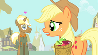 Applejack 'Aren't you too busy plannin' the festival' S4E13