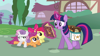 CMC bumping into Twilight 2 S2E17