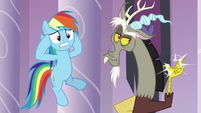 Discord snaps fingers at Sombrafied guards S9E2
