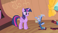 Discord with a bottle S4E11