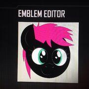 FANMADE Fony Pony OC Lovely Night Black Ops 2 Emblem