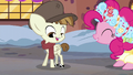 Featherweight wearing tap shoes S6E8.png