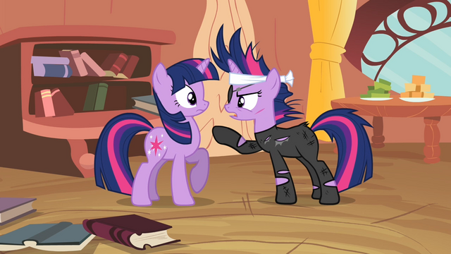 File:Future Twilight pointing at Twilight S2E20.png
