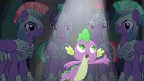 MLP FiM Music A Changeling Can Change HD