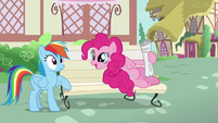 "Pinkie Pie ""I just love to read about"" S7E18"