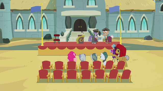 File:Pinkie Pie continues cheering for Maud S7E4.png