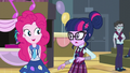 Pinkie Pie says hello to Twilight EG3.png