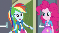 "Rainbow Dash ""as long as this event"" EG3"