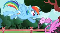 Rainbow Dash 'that's it' S2E07