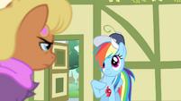 Rainbow Dash understands S4E05