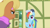 Rainbow Dash understands S4E05