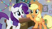 "Rarity ""if you don't mind saving them"" BGES3"