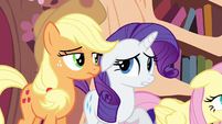 Rarity should I be worried S3E1