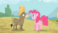 S02E18 Pinkie czeka na uśmiech Cranky'ego