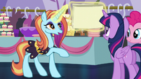 """Sassy """"I then laid out this plan"""" S5E14"""