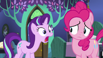 "Starlight ""and ruin her surprise party?"" S8E3"