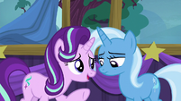 "Starlight ""you're the first pony I've met"" S6E6"