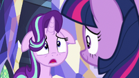 Starlight Glimmer -I also wasn't nervous before- S7E10