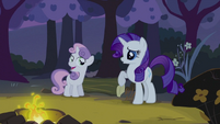 Sweetie Belle 'And that's why' S2E05