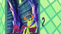 "Thorax ""but we didn't get to talk yet!"" S7E15"