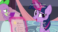 "Twilight ""I've made a lot of progress"" S9E17"
