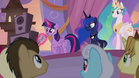 "Twilight ""today will be known as"" S9E17"
