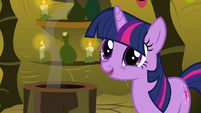 Twilight 'You really think I can beat her' S3E05