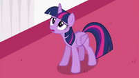 Twilight -I came as quickly as I could!- S4E25