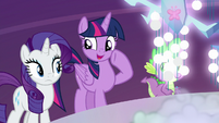 Twilight Sparkle -he can do anything!- S7E26