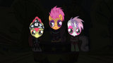 -The Cutie Mark Crusaders en escenario