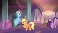AJ and Dash argue as Twilight walks away S8E9.png