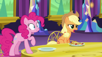 Applejack -we're gonna find out what- S5E3