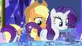 Applejack crossing behind Rarity S8E1.png