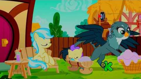Brazilian Pt - Dublado Find the Purpose in Your Life - My Little Pony