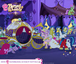Canterlot Wedding Wallpaper 2