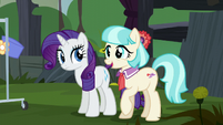 Coco excited to see the Method Mares S5E16