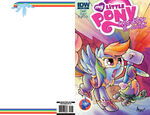 Comic issue 11 Larry's cover