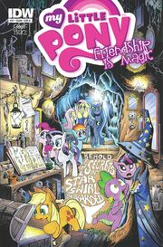 Comic issue 17 cover A