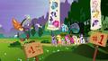 Discord congratulates Twilight and friends S4E02.png