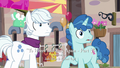 Double Diamond and Party Favor surprised to see Starlight S6E25.png