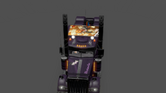 FANMADE ETS2 Peterbilt 389 Custom - Octavia Skin 9